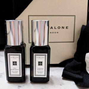 Jo Malone Tuberose Angelica / Oud & Bergamot Set